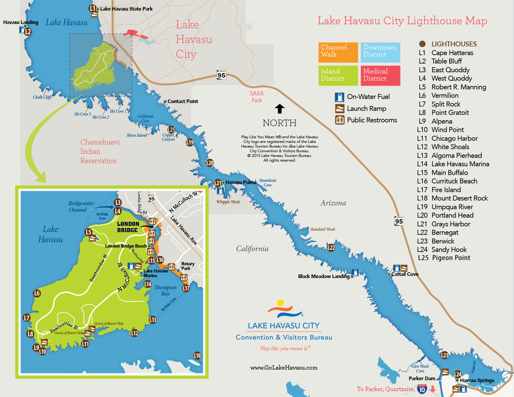 map_lake_havasu_lighthouses